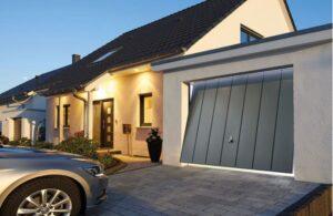 ворота Hörmann для частного гаража