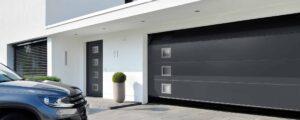 гаражные частные ворота Hörmann