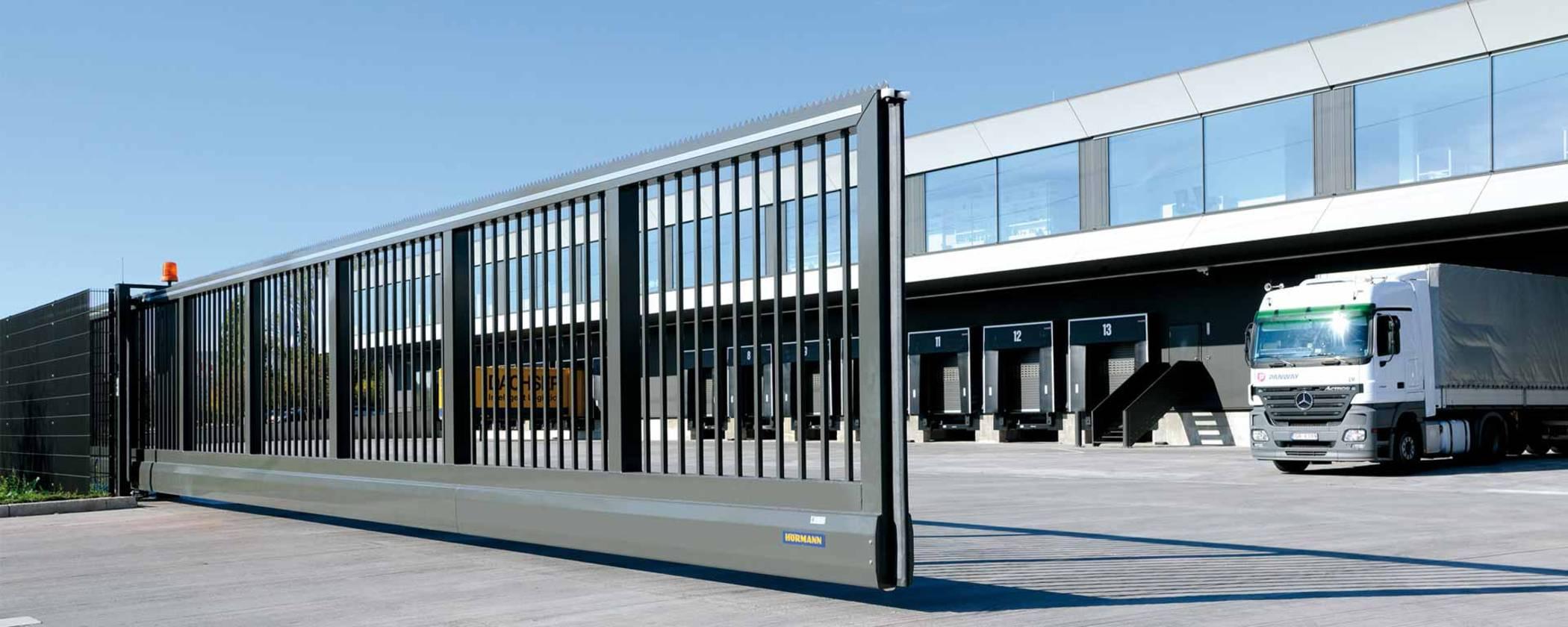 промышленные ворота Hörmann