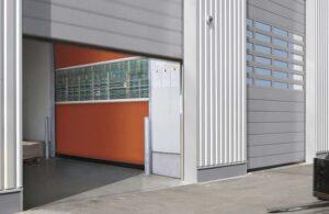 промышленные ворота херманн