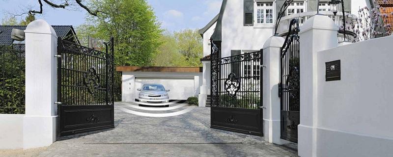 Автоматизация ворот Hörmann